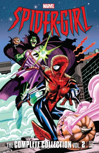SPIDER-GIRL THE COMPLETE COLLECTION VOLUME 2 GRAPHIC NOVEL