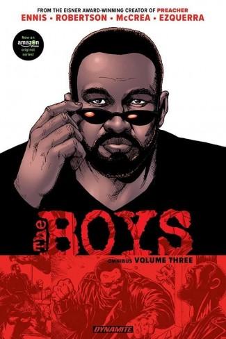 THE BOYS OMNIBUS VOLUME 3 GRAPHIC NOVEL