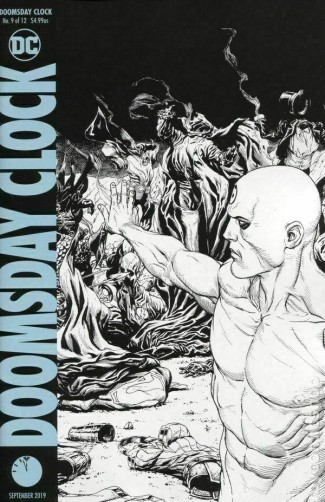 DOOMSDAY CLOCK #9 2ND PRINTING