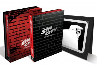 FRANK MILLERS SIN CITY VOLUME 1 THE HARD GOODBYE DELUXE EDITION HARDCOVER FOURTH EDITION