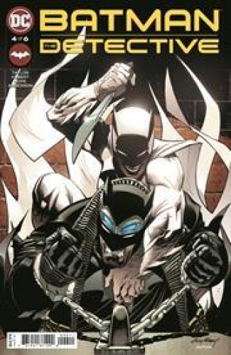 BATMAN THE DETECTIVE #4