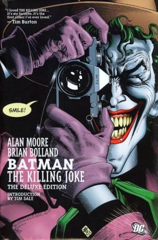 BATMAN THE KILLING JOKE SPECIAL EDITION HARDCOVER