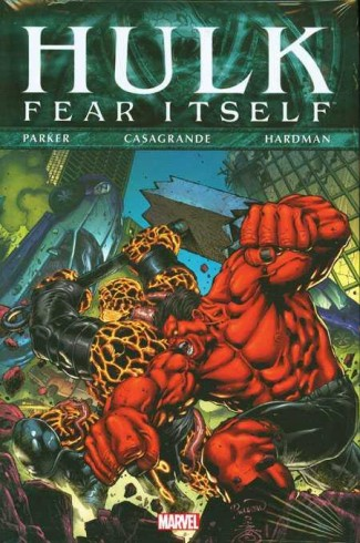 FEAR ITSELF HULK HARDCOVER