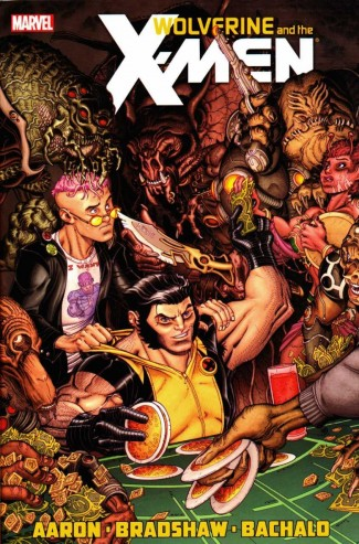 WOLVERINE AND THE X-MEN BY JASON AARON VOLUME 2 GRAPHIC NOVEL