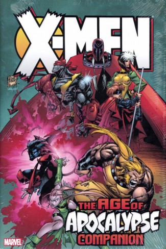 X-MEN AGE OF APOCALYPSE OMNIBUS COMPANION HARDCOVER