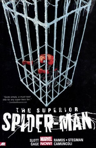 SUPERIOR SPIDER-MAN VOLUME 2 HARDCOVER