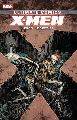 ULTIMATE COMICS X-MEN BY BRIAN WOOD VOLUME 3 GRAPHIC NOVEL