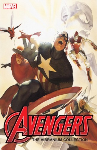 AVENGERS VIBRANIUM COLLECTION SLIPCASE HARDCOVER