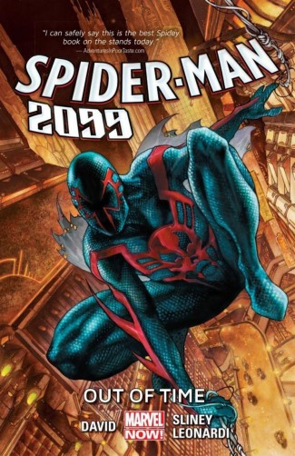 SPIDER-MAN 2099 VOLUME 1 OUT OF TIME GRAPHIC NOVEL