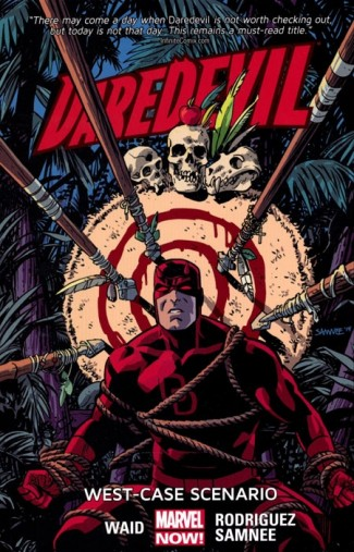 DAREDEVIL VOLUME 2 WEST CASE SCENARIO GRAPHIC NOVEL