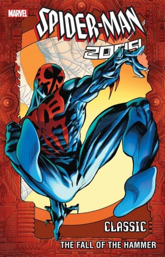SPIDER-MAN 2099 CLASSIC VOLUME 3 FALL OF HAMMER GRAPHIC NOVEL