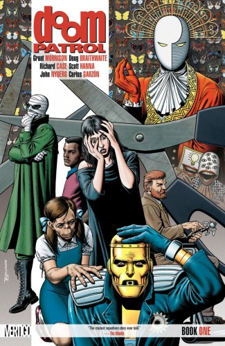 DOOM PATROL BOOK 1 GRAPHIC NOVEL