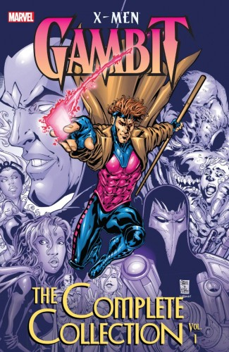 X-MEN GAMBIT THE COMPLETE COLLECTION VOLUME 1 GRAPHIC NOVEL