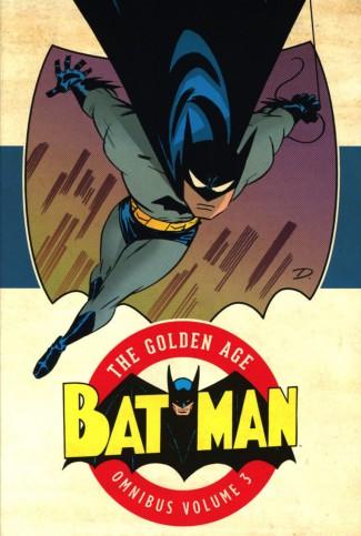 BATMAN THE GOLDEN AGE OMNIBUS HARDCOVER VOLUME 3
