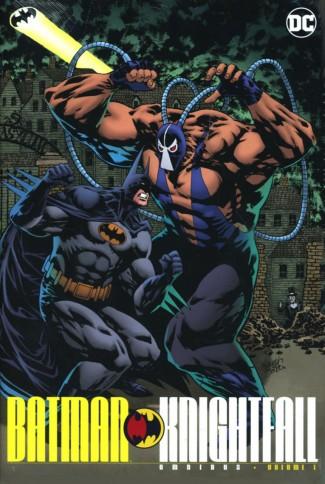 BATMAN KNIGHTFALL OMNIBUS VOLUME 1 HARDCOVER