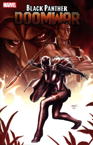 BLACK PANTHER DOOMWAR GRAPHIC NOVEL