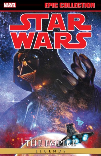 STAR WARS LEGENDS EPIC COLLECTION EMPIRE VOLUME 3 GRAPHIC NOVEL