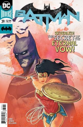 BATMAN #39 (2016 SERIES)