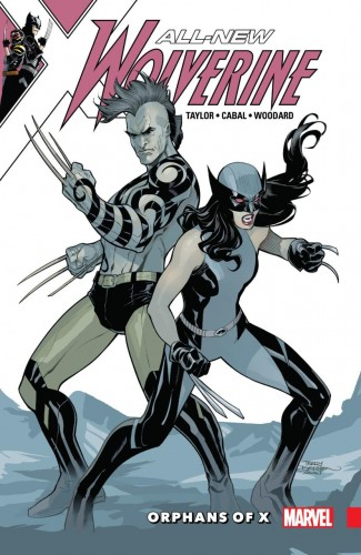 ALL NEW WOLVERINE VOLUME 5 ORPHANS OF X GRAPHIC NOVEL