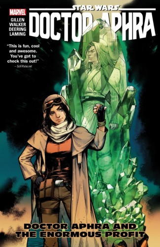 STAR WARS DOCTOR APHRA VOLUME 2 DOCTOR APHRA AND THE ENORMOUS PROFIT GRAPHIC NOVEL