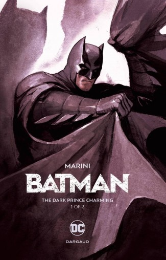 BATMAN THE DARK PRINCE CHARMING BOOK 1 HARDCOVER (2ND PRINTING)