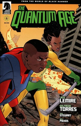 QUANTUM AGE FROM THE WORLD OF BLACK HAMMER #6