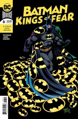 BATMAN KINGS OF FEAR #6