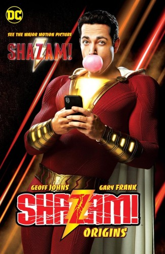 SHAZAM ORIGINS GRAPHIC NOVEL (NEW EDITION)