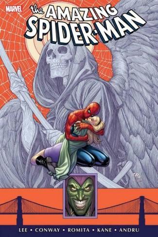 AMAZING SPIDER-MAN OMNIBUS VOLUME 4 HARDCOVER
