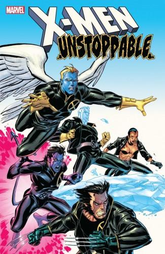 X-MEN UNSTOPPABLE GRAPHIC NOVEL