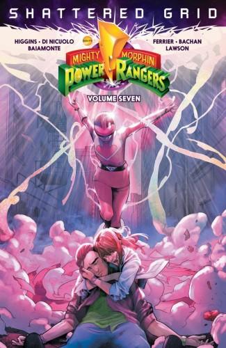 MIGHTY MORPHIN POWER RANGERS VOLUME 7 GRAPHIC NOVEL