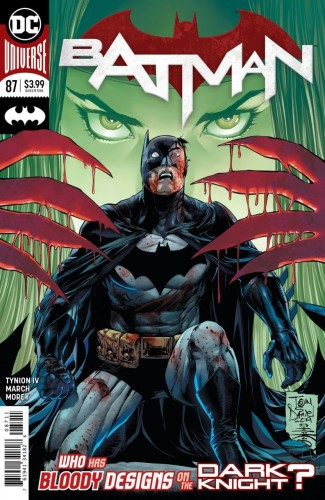 BATMAN #87 (2016 SERIES)
