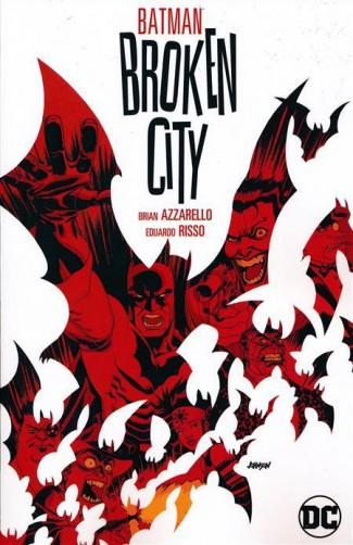 BATMAN BROKEN CITY GRAPHIC NOVEL