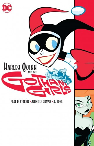 HARLEY QUINN AND THE GOTHAM GIRLS GRAPHIC NOVEL