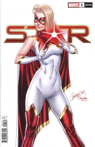 STAR #1 (2020 SERIES) JS CAMPBELL VARIANT