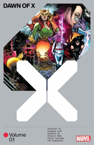 DAWN OF X VOLUME 1 GRAPHIC NOVEL