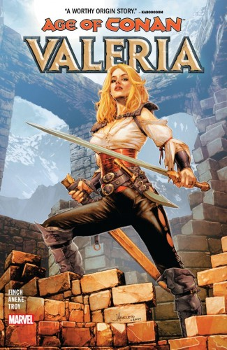 AGE OF CONAN VALERIA GRAPHIC NOVEL