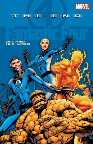 FANTASTIC FOUR THE END GRAPHIC NOVEL