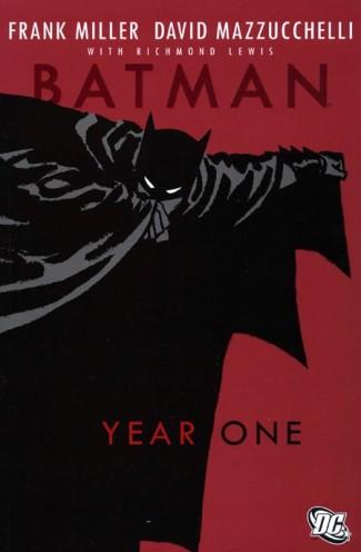 BATMAN YEAR ONE GRAPHIC NOVEL