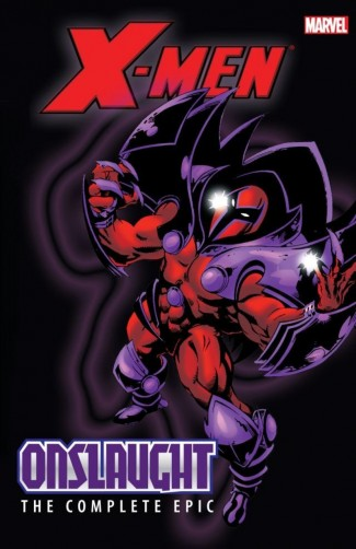 X-MEN BOOK 1 THE COMPLETE ONSLAUGHT EPIC GRAPHIC NOVEL