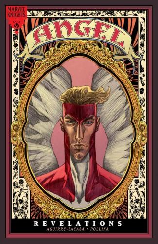 X-MEN ANGEL REVELATIONS GRAPHIC NOVEL