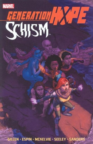 GENERATION HOPE SCHISM GRAPHIC NOVEL