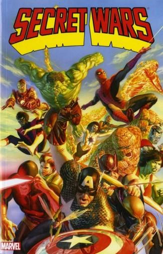 MARVEL SUPER HEROES SECRET WARS (1984 SERIES) GRAPHIC NOVEL