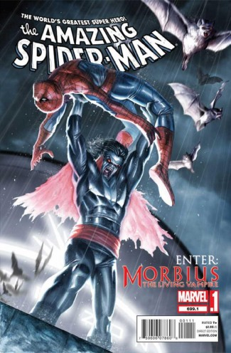 AMAZING SPIDER-MAN #699.1 (1999 SERIES)