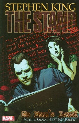 THE STAND VOLUME 5 NO MANS LAND GRAPHIC NOVEL
