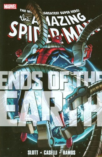 SPIDER-MAN ENDS OF THE EARTH GRAPHIC NOVEL
