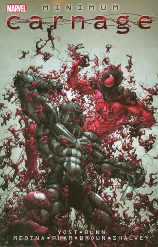 CARNAGE MINIMUM CARNAGE GRAPHIC NOVEL