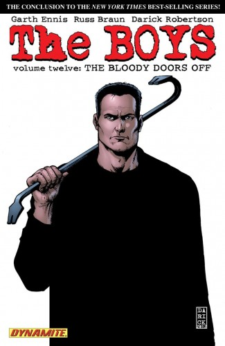 THE BOYS VOLUME 12 THE BLOODY DOORS OFF GRAPHIC NOVEL