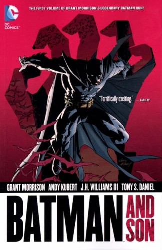 BATMAN AND SON GRAPHIC NOVEL