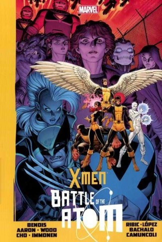 X-MEN BATTLE OF THE ATOM HARDCOVER